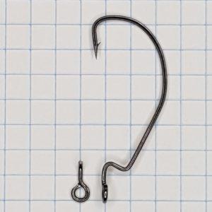 Крючки-офсетные с большим ушком WRS-216 -WIDE RANGE